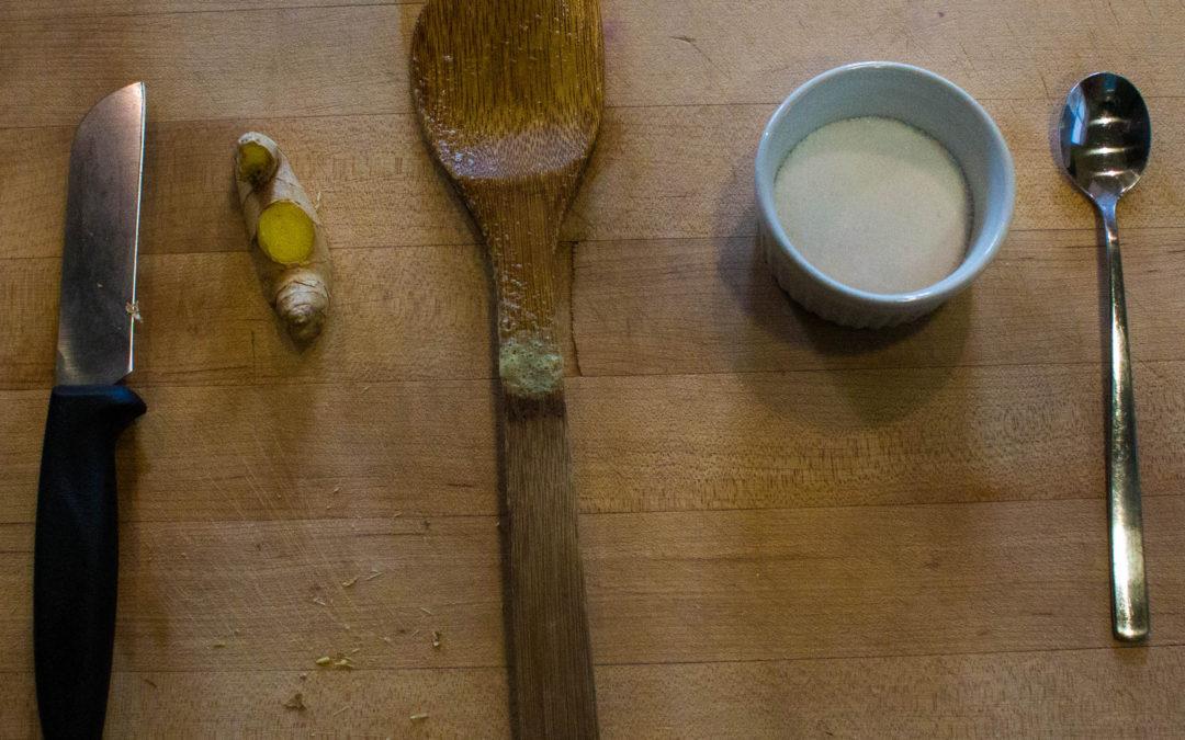 Workshop: Ayurvedic Cooking Series # 4
