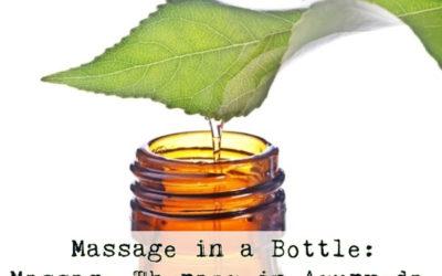Ayurvedic Massage: Abhyanga