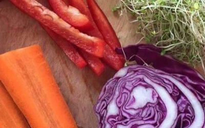 Seasonal Diet: Fall