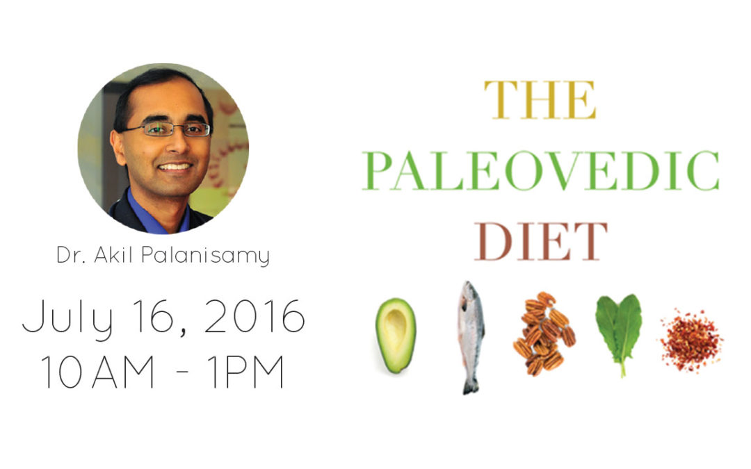 Paleovedic Diet Workshop