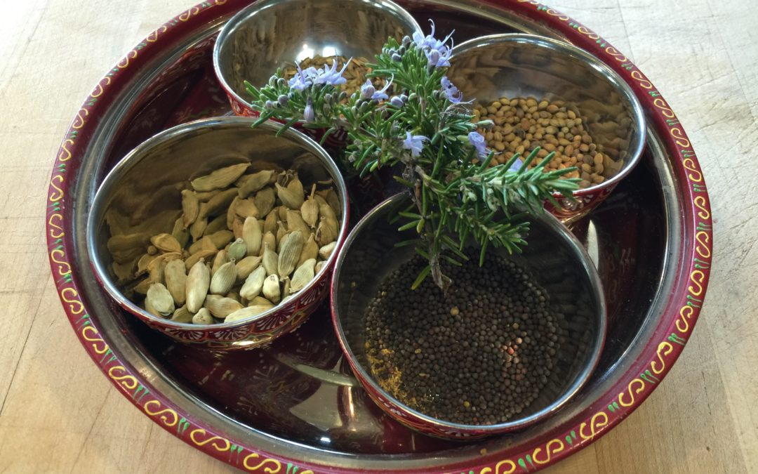 Using Spices As Medicine