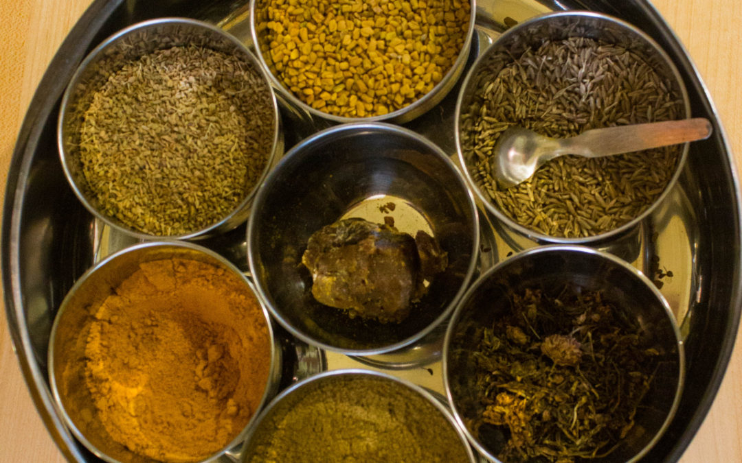 Ayurvedic Cooking Workshop: Spices and Herbs