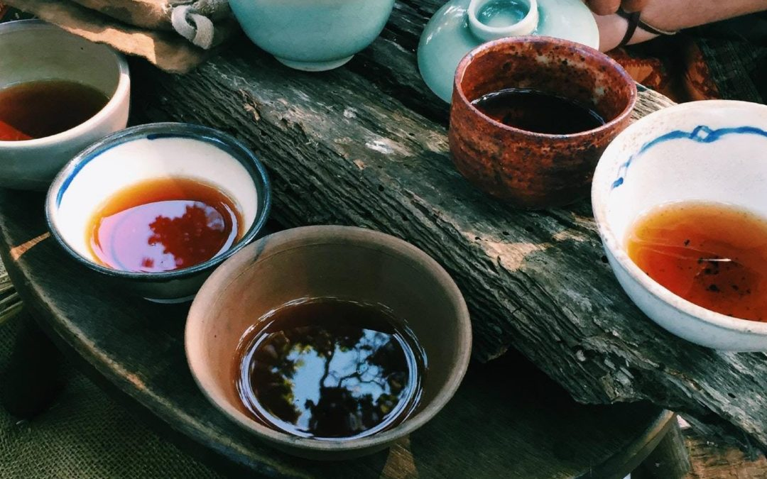 Ayurveda, Tea, and Technology