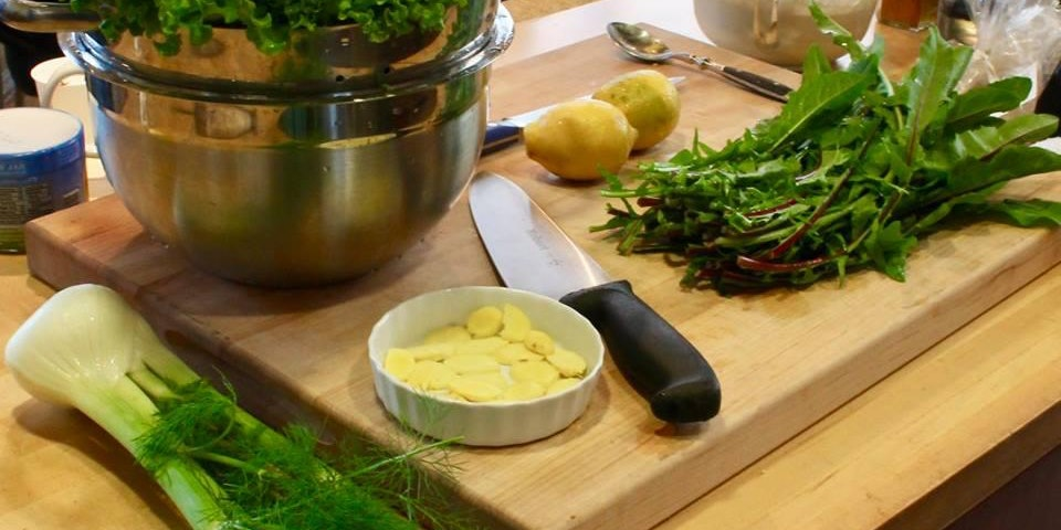 Spring Detoxification Ayurvedic Cooking Workshop