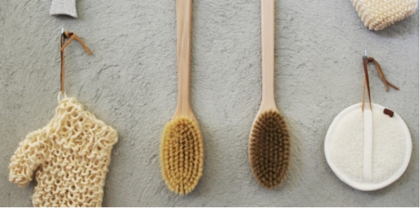 Ayurvedic Skin Care: Dry Brushing