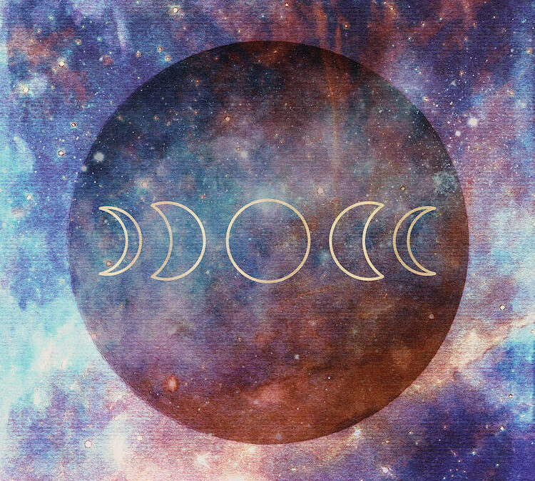 Moon Phases in Prana