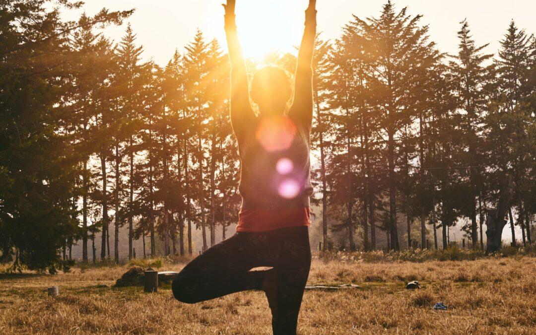 Fall Yoga Practice